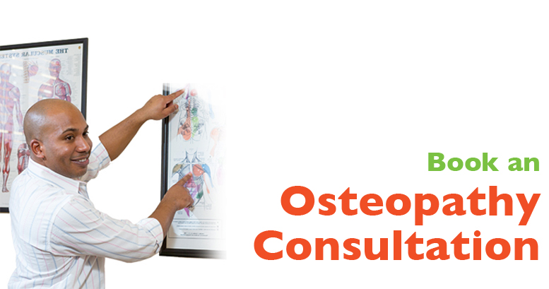 Ostepathy Consultation
