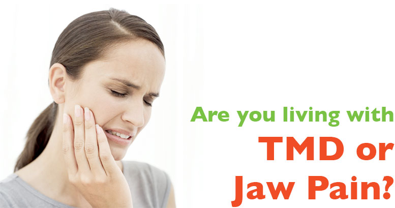 TMD or Jaw Pain