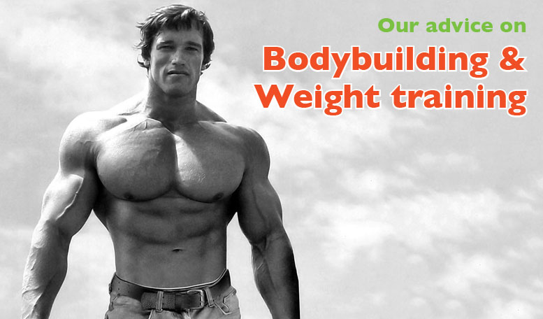 Bodybuilding & weight training
