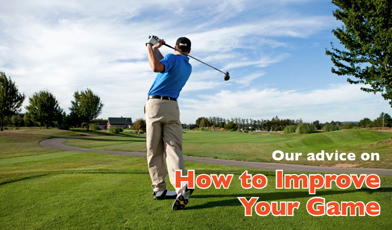 Golf - Improving your game